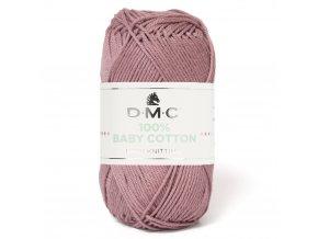 Příze DMC Baby Cotton 768, 100% bavlna, 50g