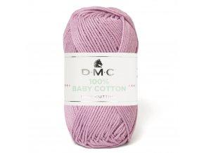 Příze DMC Baby Cotton 769, 100% bavlna, 50g