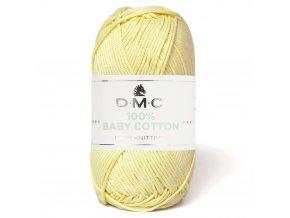 Příze DMC Baby Cotton 770, 100% bavlna, 50g