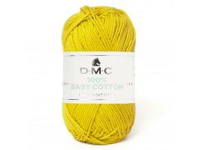 Příze DMC Baby Cotton 771, 100% bavlna, 50g