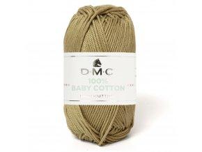 Příze DMC Baby Cotton 772, 100% bavlna, 50g