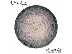 Scheepjes Whirligig, 201 GREY TO LAVENDER, 1x450g
