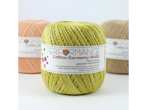 Performance yarn Cotton Harmony 0400, 100g