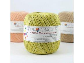 Performance yarn Cotton Harmony 0400, 100g