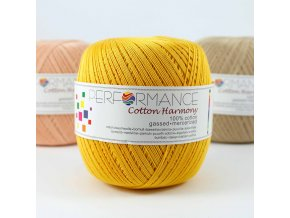 Performance yarn Cotton Harmony 0313, 100g