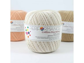 Performance yarn Cotton Harmony 0302, 100g