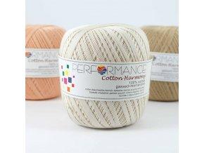 Performance yarn Cotton Harmony 0302, 100g