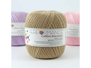 Performance yarn Cotton Harmony 03021, 100g