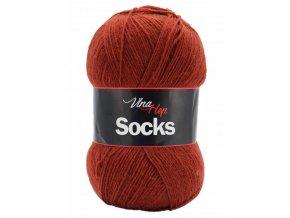 Ponožková příze Vlna-Hep Sock 6207, 75% vlna, 25% polyamid, 100g