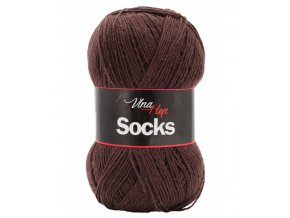 Ponožková příze Vlna-Hep Sock 6520, 75% vlna, 25% polyamid, 100g