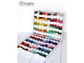 Příze Scheepjes Metropolis Color pack 80x10g
