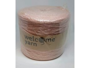 Špagáty Welcome yarn pudrová