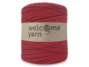 T shirt Yarn Red TP1028