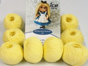 ICE yarns Amigurumi Cotton 62405, 25g