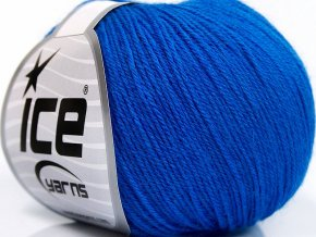 Baby Merino Soft Royal Blue