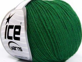 Baby Merino Soft Dark Green