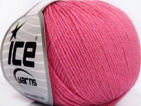 Baby Merino Soft Candy Pink