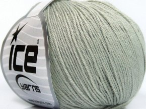 Baby Merino Soft Light Grey