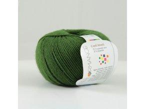 Ponožková příze Cool Wool 50g, odstín 163
