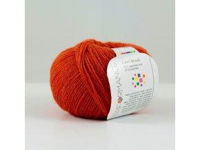 Ponožková příze Cool Wool 50g, odstín 198