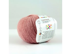 Ponožková příze Cool Wool 50g, odstín 28