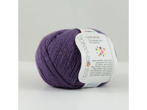 Ponožková příze Cool Wool 50g, odstín 59