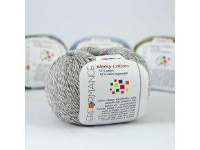 Merino Wooly Cotton 50g, odstín 234