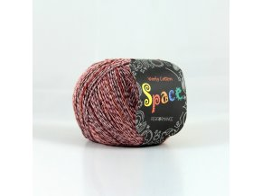 Merino Wooly Cotton 50g, odstín 9007