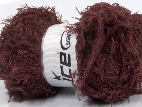 Příze Eyelash Wool Light Burgundy 48462