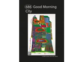 Ponožková příze Opal Hundertwasser 686 - 2102, 100g