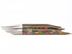 Jehlice Knit Pro Symfonie šroubovací výměnné různé velikosti 3,00 - 15,00mm