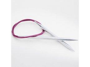 Jehlice kruhové Knit Pro Nova Metal 3,00mm různé délky lanka