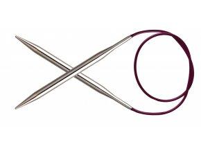 Jehlice kruhové Knit Pro Nova Metal 7,00mm různé délky lanka