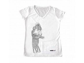 addicted T Shirt Motiv Hund 1