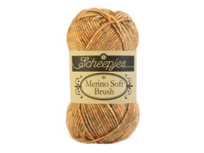 Scheepjes Merino Soft Brush 251 Avercamp