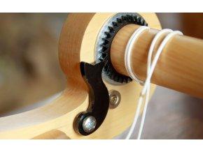 Náhradní kovová ozubená kola set ke stavu Kromski