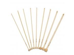 Tuniský háček bambusový 4,00mm -