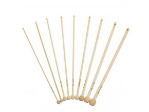 Tuniský háček bambusový 5,00mm -
