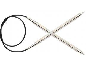 Jehlice kruhové Knit Pro Nova Cubics 3,50mm různé délky lanka