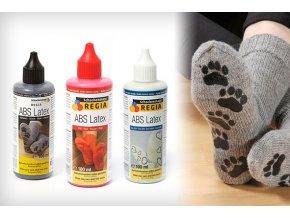 Regia ABS Latex protiskluzový na ponožky