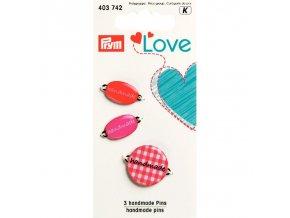 vyr 4988Prym love Handmade ruzove 403742