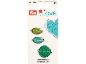 vyr 4985Prym love Handmade zelene 403744