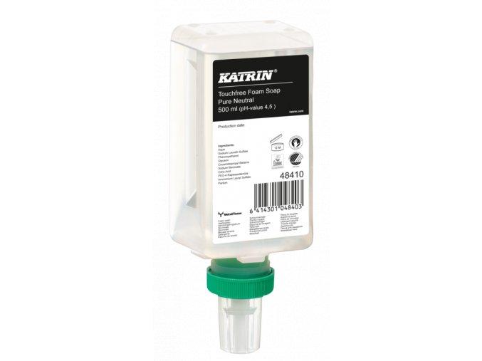 Pěnové mýdlo KATRIN PURE NEUTRAL 500ml senzor