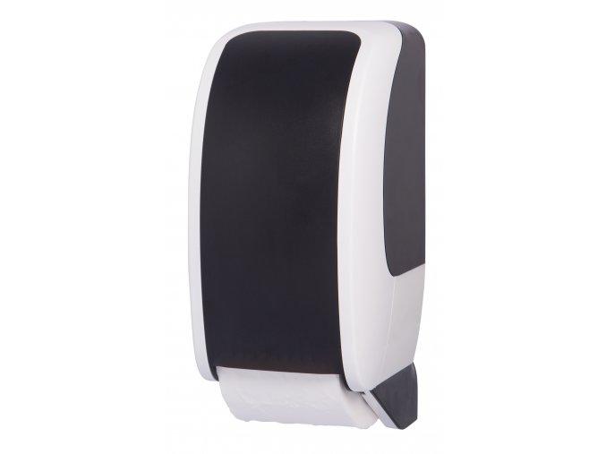 Držák na toaletní papír LAVELI - 3020 - černo/bílý