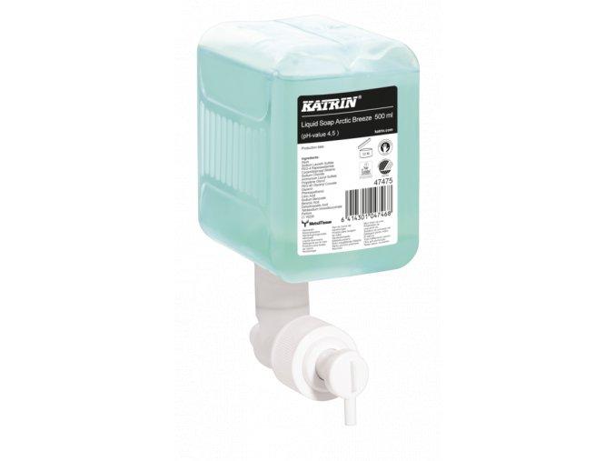 Tekuté mýdlo KATRIN 500ml ARCTIC BREEZE