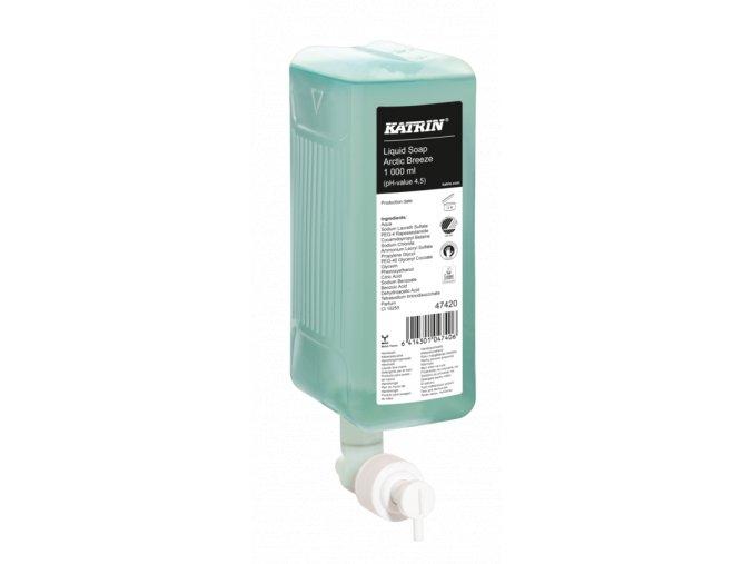 Mýdlo tekuté KATRIN 1000ml ARCTIC BREEZE