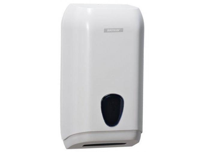 KATRIN Zásobník na skládaný toaletní papír - 95350