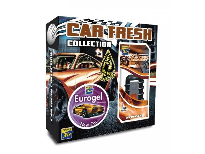 Kazeta CAR FRESH - New Car