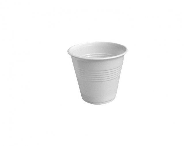 Kelímek 0,08ml bílý (cena za 100ks)