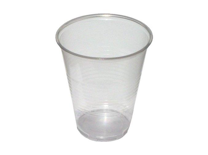 Kelímek 0,2 transparent (cena za 100ks)